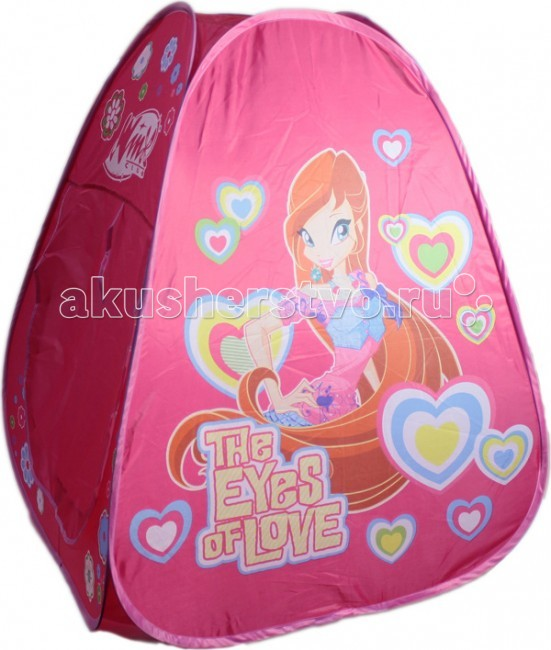 1 Toy Winx детская палатка в сумке