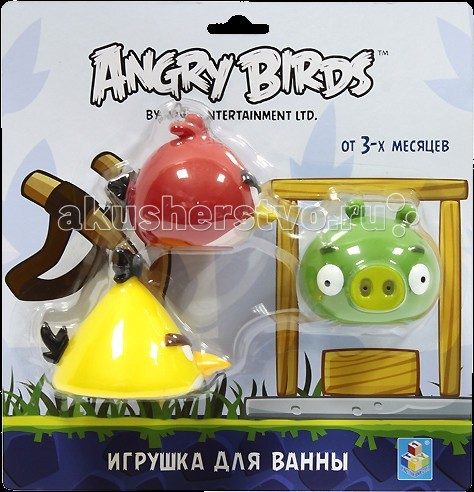 1 Toy Angry Birds ����� ������� ��� �����