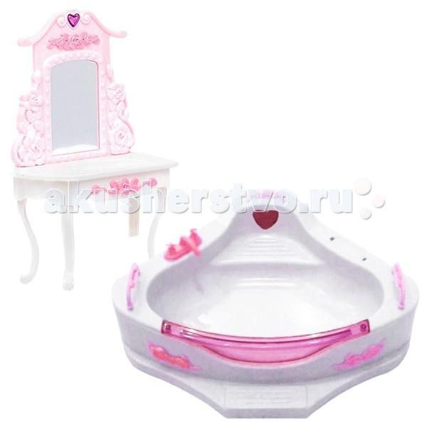1 Toy Набор мебели Джакузи