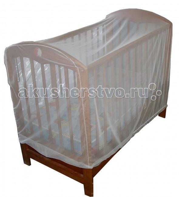 Москитная сетка Юкка на кроватку 121-6на кроватку 121-6Универсальная сетка для кроваток.  С противомоскитными сетками Ваш ребенок будет полностью защищен от укусов насекомых.   Настоящий комфорт и защиту от комаров для малыша обеспечит противомоскитная сетка на кроватку.   Основной составляющей москитной сетки является прочное сеточное полотно, которое выполнено из экологически чистого материала. Поэтому безопасности Вашего ребенка ничто не угрожает.   Полотно легко устанавливается на любую кроватку, так как изготовлено с учетом ее размеров. Противомоскитные сетки на кроватку не требуют специального ухода.<br>