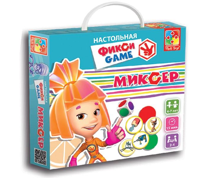 Vladi toys Игра настольная Фикси Миксер