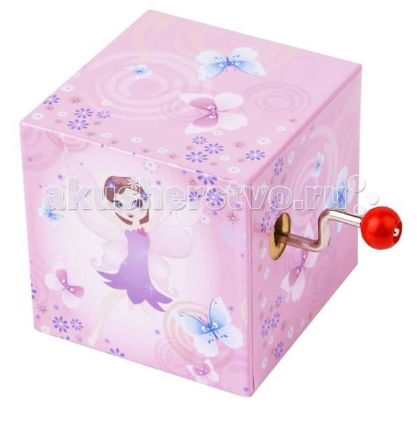 Trousselier Музыкальная мини шарманка Fairy Parma