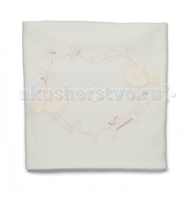 Одеяло Foppapedretti хлопок Baby Nido Cotton Blanket 150x115