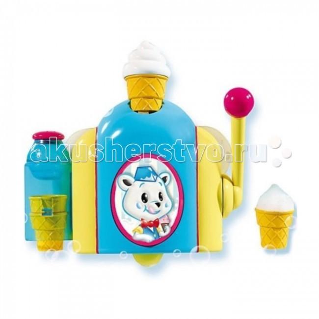 Tomy Автомат для мороженого из пены Фабрика Пены