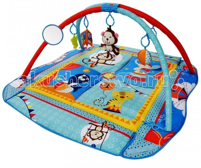 Развивающий коврик BabyHit PM-03 Circus