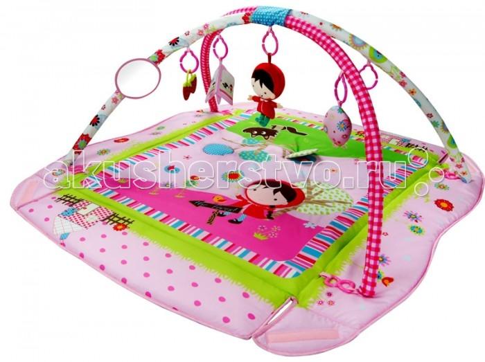 Развивающий коврик BabyHit PM-04 Red Riding Hood