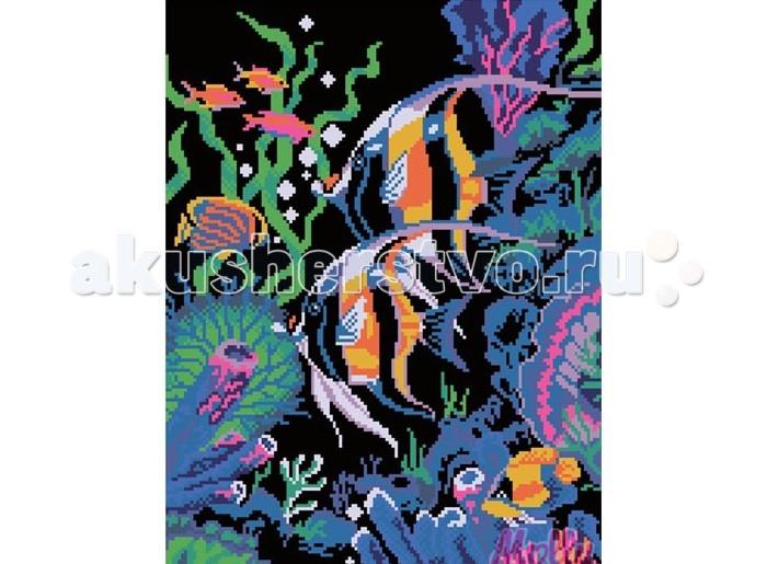 Molly Картина со стразами Неразлучные 40х50 см
