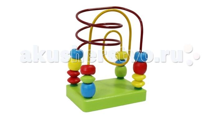 Деревянная игрушка Alatoys Лабиринт СалатовыйЛабиринт СалатовыйДеревянные игрушки Alatoys ЛБ1023 Лабиринт Салатовый.  Яркий забавный лабиринт привлечет внимание Вашего малыша и не позволит ему скучать. Игрушка изготовлена из высококачественных пород древесины и отвечает всем стандартам качества, экологически чистая и безопасная, при этом прочная и легкая на вес. Игрушка поможет развить логическое мышление, пространственное воображение и мелкую моторику, отлично развивает физические и интеллектуальные способности, способствует гармоничному развитию ребенка.<br>