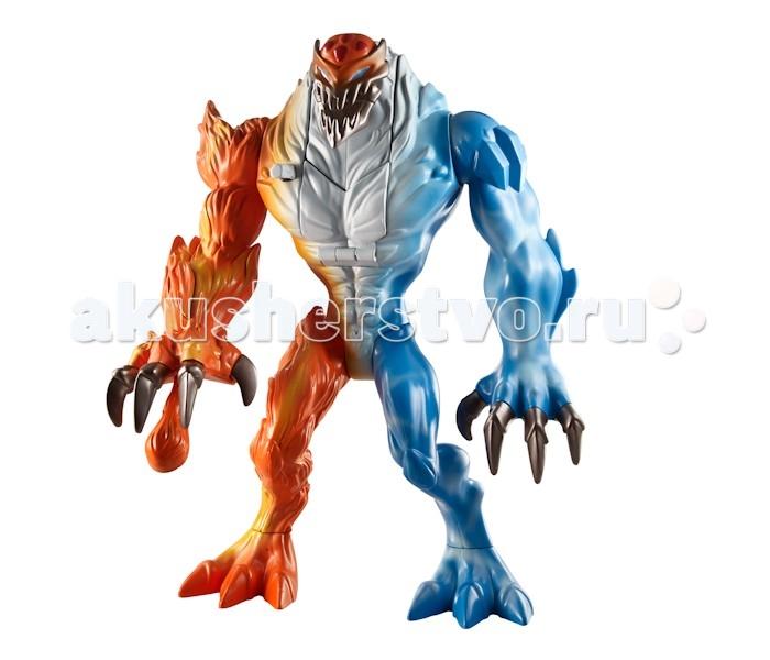 Mattel Фигурка Max Steel Элементор (огненно-водяной)