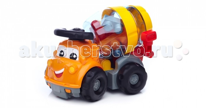 Mega Bloks Mattel First Builders ������������� ����