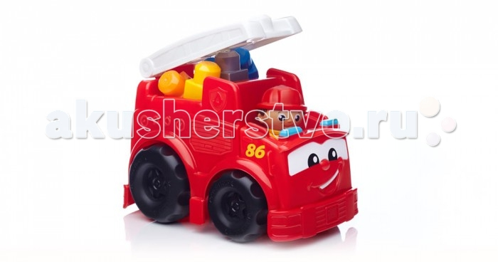 Mega Bloks Mattel First Builders �������� ������ ������