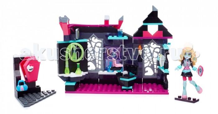 ����������� Mega Bloks Mattel Monster High ����� �������� (194 ������)