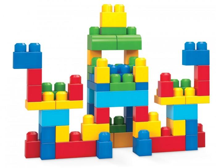 ����������� Mega Bloks Mattel First Builders ����� ������������ (60 �������)