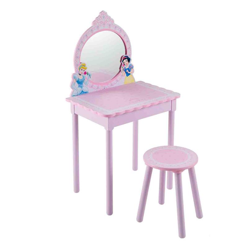 Disney Туалетный столик с табуреткой Белль