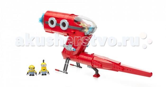 ����������� Mega Bloks Mattel ������ �: ������� ����������� (472 ������)