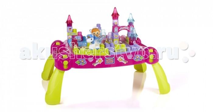 Конструктор Mega Bloks Mattel Стол Маленькая принцесса (30 деталей)