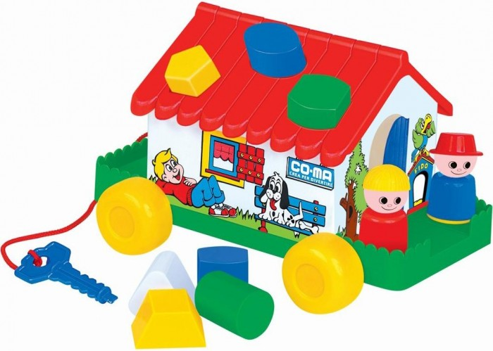 Сортер Полесье Игровой домИгровой домСортер Полесье Игровой дом, обязательно понравится вашему малышу и займет его внимание надолго.  Особенности: Игрушка абсолютно безопасна для вашего малыша.  Детство - очень важная пора в жизни человека. Именно в эти годы формируется личность, жизненный сценарий, характер, а, следовательно, и судьба человека. Сделайте жизнь ваших детей ярче и счастливее. Изготовлен из высококачественных материалов.<br>