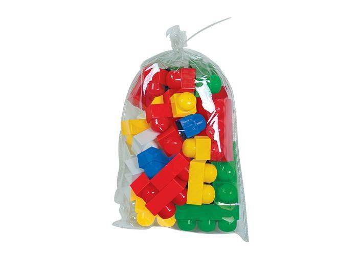 Конструктор Полесье Юниор (33 элемента)Юниор (33 элемента)Конструктор Полесье Юниор (33 элемента) подойдет для самых маленьких детей, так как его детали довольно крупные, ими легко манипулировать маленькой детской ручке.   Особенности: Детали конструктора выполнены из пластмассы в 5 ярких цветах – синем, красном, желтом, зеленом и белом.  Пластмасса качественная, детали плотно прилегают друг к другу, легко крепятся.  Даже маленькому ребенку под силу собрать различные постройки.<br>
