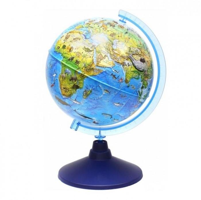 Globen Глобус Зоогеографический 210 серия Евро