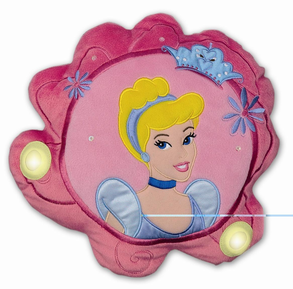Подушки для малыша Disney светильник Синдарелла