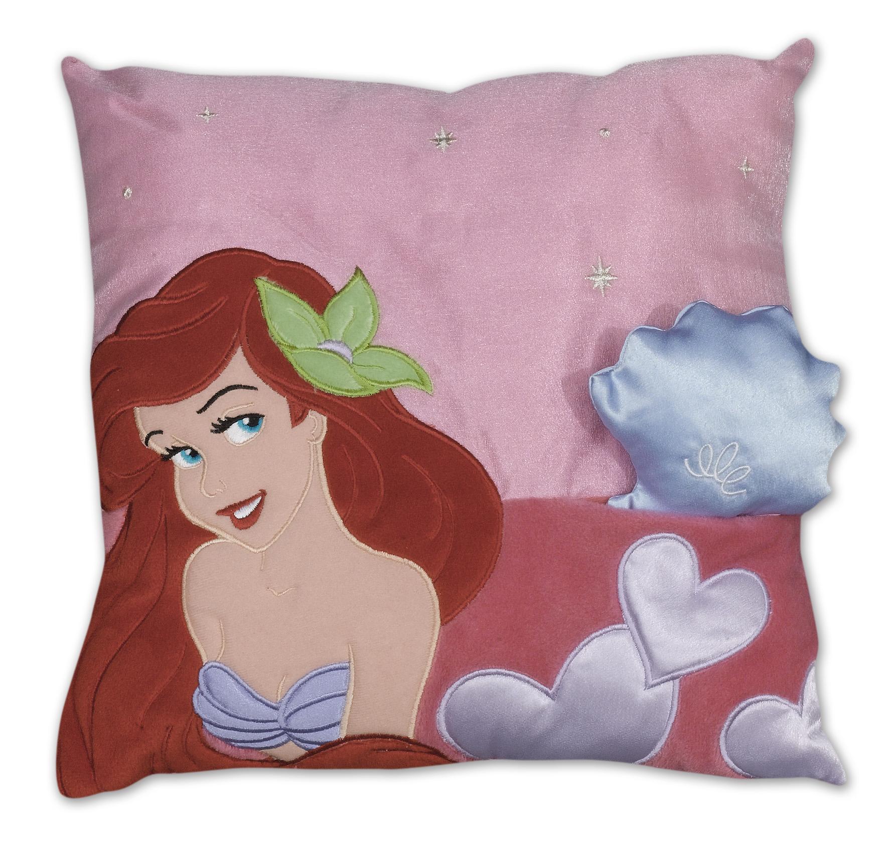 Подушки для малыша Disney с игрушкой Ариель