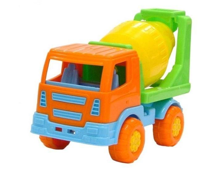 Полесье Автомобиль бетоновоз TёмаАвтомобиль бетоновоз TёмаПолесье Автомобиль бетоновоз Tёма, обязательно понравится вашему малышу и займет его внимание надолго.  Особенности: Большие рельефные колёса, благодаря которым машина легко может проехать по песку. Емкость для бетона, которая вращается, в нее можно засыпать песок.  Игрушка выполнена из пластмассы, которая нетоксична и не вызывает аллергии.   Размер: 16,5 x 8 x 11 см<br>