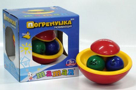 Погремушки Maman Акушерство. Ru 165.000