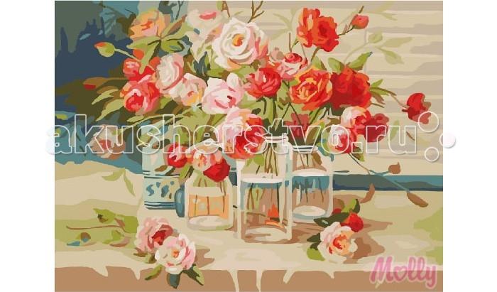 Раскраска Molly Картина по номерам Красивый подарок 40х50 см
