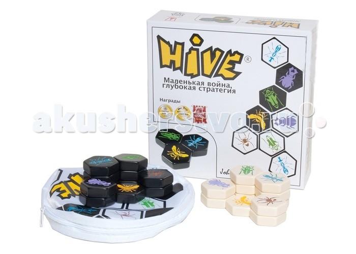 Gen 42 Games Настольная игра hive (улей)
