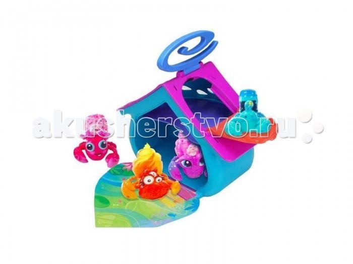 Интерактивная игрушка Zhorya Крабики Ха-Ха
