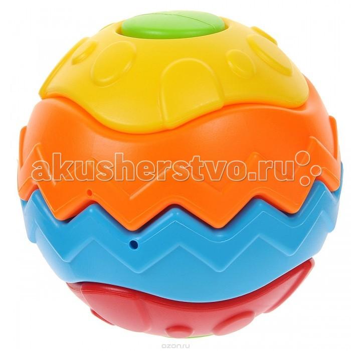 Конструктор Zhorya Игровой мячИгровой мячКонструктор Zhorya Игровой мяч замечательный игровой набор, который станет отличным подарком для маленьких автолюбителей.   Функционально мяч состоит из нескольких разборных элементов.  Игрушка развивает мелкую моторику, координацию движения, формирует цветовосприятие и представление о причинно-следственой связи, она на долго привлечет внимание ребенка и малыш с увлечением будет открывать для себя новые возможности.   Изготовлена из высокопрочных и безопасных материалов.<br>
