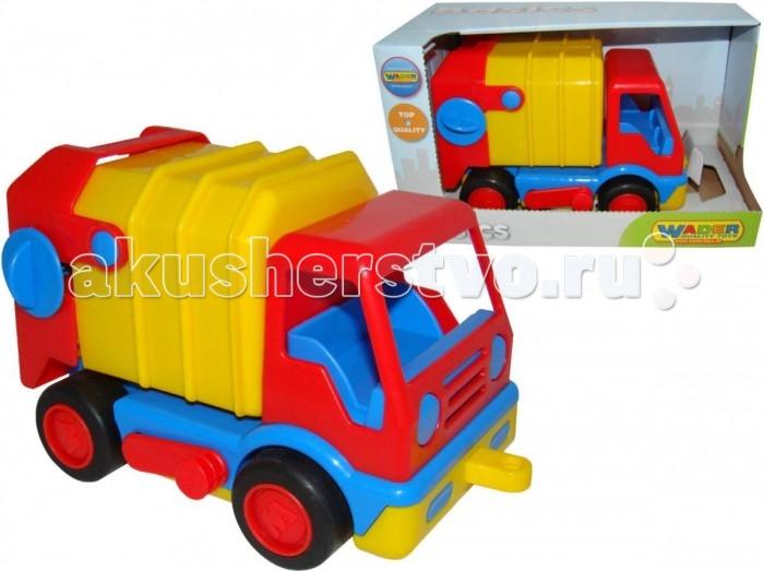 Wader Коммунальный автомобиль БазикКоммунальный автомобиль БазикWader Коммунальный автомобиль Базик, обязательно понравится вашему малышу и займет его внимание надолго.  Особенности: Любая современная игрушка – это больше, чем просто способ увлечь малыша.  При помощи игрушек дети познают окружающий мир, осваивают социальные роли, привыкают к ответственности, а занятия и их развитие будет проходить ярче и интереснее.<br>