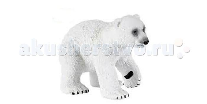 Papo Игровая реалистичная фигурка Детеныш полярного медведя