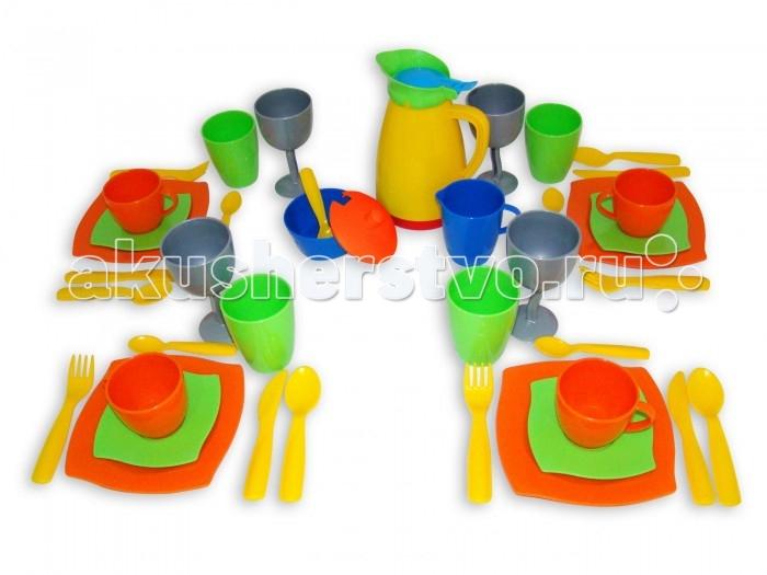 Wader Набор детской посуды Праздничный