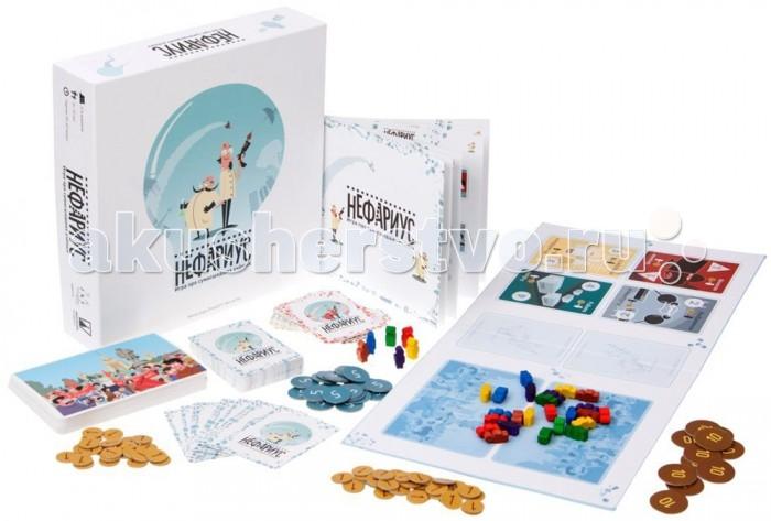 Magellan Настольная игра Нефариус