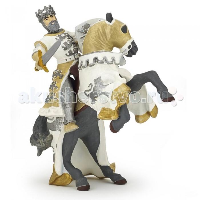 Papo Игровая реалистичная фигурка Конь короля Ричарда белыйИгровая реалистичная фигурка Конь короля Ричарда белыйPapo Игровая реалистичная фигурка Конь короля Ричарда белый  Особенности: Ручная роспись.  Все фигурки Papo проходят тщательную подготовку и обработку, поэтому они крепкие и долговечные. Материал: высококачественный полимерный материал.  Размеры: 5.2х7.3х12.5 см<br>