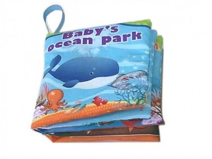 S+S Toys Книжка-игрушка Океан