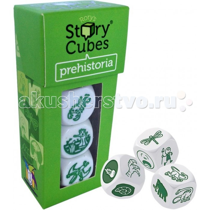 Rory's Story Cubes ������ ������� �������������� ����� ��������