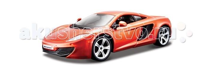 Bburago Plus-McLaren MP4-12C