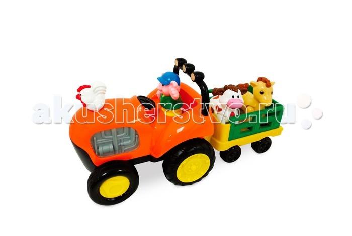 Kiddieland Трактор фермера с животными
