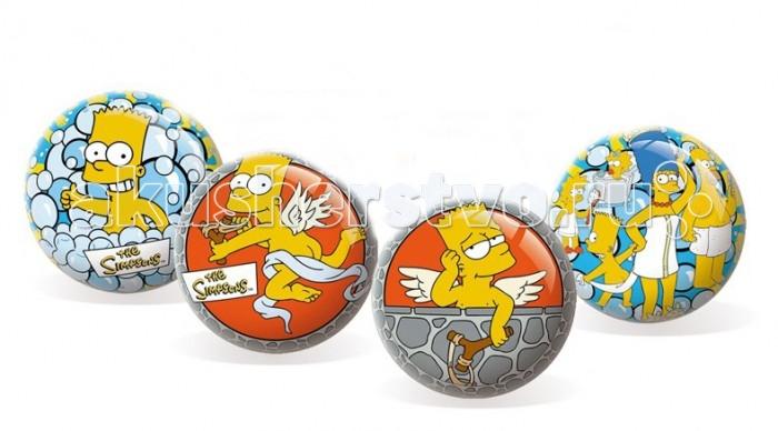 Unice Мяч Симпсон 15 см