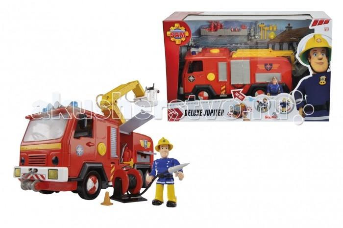 Simba Пожарный Сэм Машина со звуком