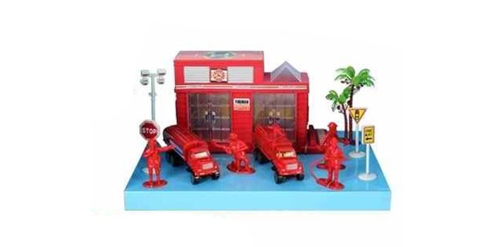 Zhorya Пожарный набор Х75361Пожарный набор Х75361Zhorya Пожарный набор Х75361 отличный выбор для ребенка старше 1 года. В комплекте есть все необходимое: пожарная станция, машинки, фигурки пожарников и т.д.   Такой набор надолго увлечет ребенка и он с интересом будет придумывать все новые и новые сюжеты.   С этим набором ваш ребенок придумает множество игровых сюжетов, одновременно развивая воображение и моторику пальцев рук.<br>