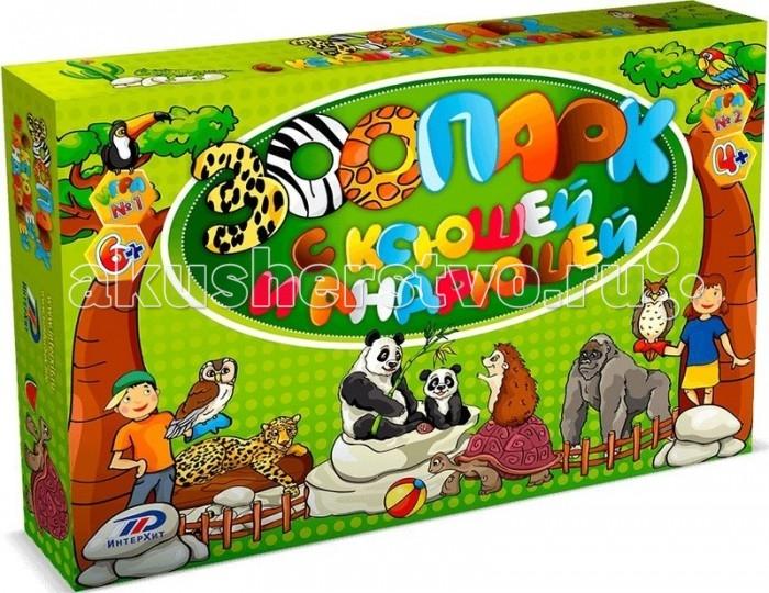 Интерхит Настольная игра Зоопарк