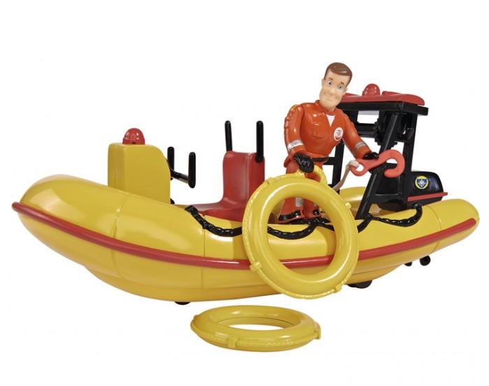 Simba Пожарный Сэм Лодка спасателей