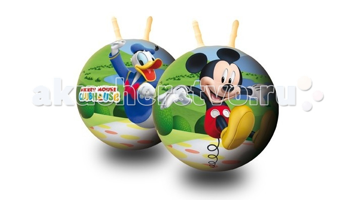 Unice Мяч-прыгун Микки Маус 50 см