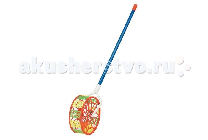 Каталка-игрушка G.B.Fabricantes AVC с ручкой 61