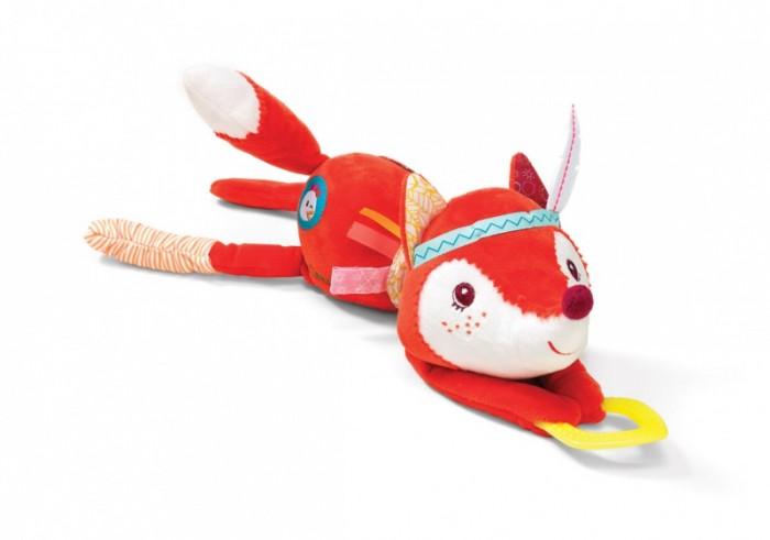 Интерактивная игрушка Lilliputiens Лиса Алиса: развивающая интерактивная