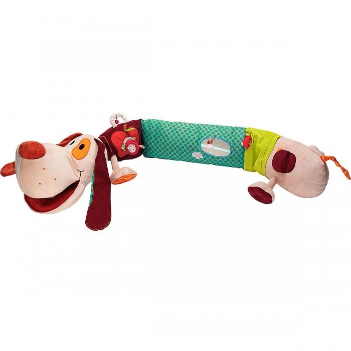 Мягкая игрушка Lilliputiens Собачка Джеф: игрушка развивающая большая