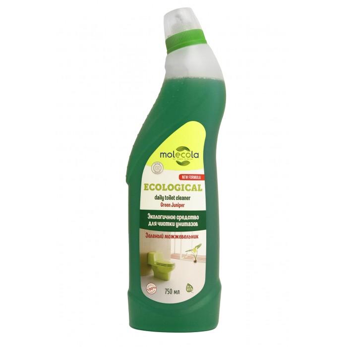 Molecola Средство для чистки унитазов  и сантехники Зеленый можжевельник 500 мл
